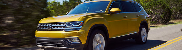 VW Atlas has earned a special award. Check it out!