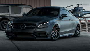 Z-Performance showcases a heavily revised Mercedes-AMG Coupe