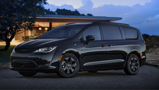 chrysler reveals exclusive s appearance package for pacifica hybrid models
