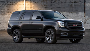 GMC reveals the sexy Yukon Graphite Edition models