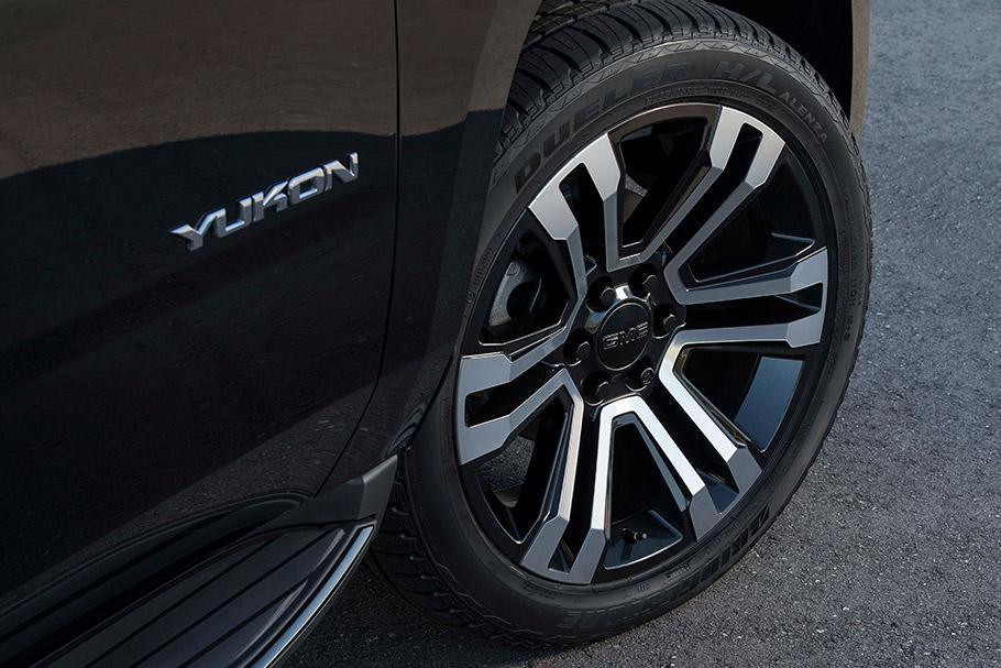 2019 GMC Yukon Graphite Edition