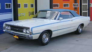 four forgotten muscle cars