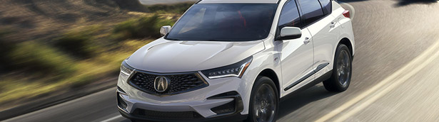 Acura presents its latest flagship - RDX compact SUV