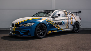 Alpha-N Performance adds value to a sexy BMW M4 machine