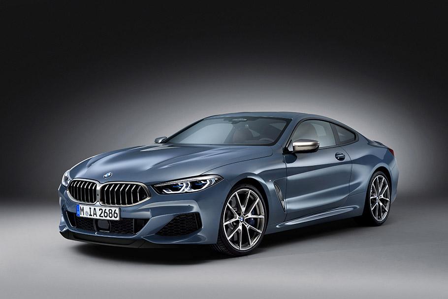 2018 BMW M850i