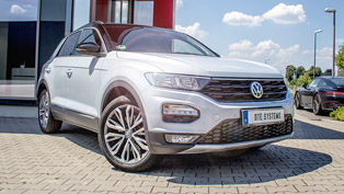 A lucky T-Roc benefits from exclusive DTE Systems chiptuning