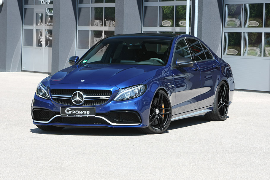 2018 G-POWER Mercedes-AMG C 63