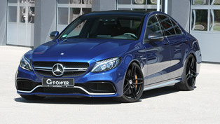 g-power adds a kick to an already powerful mercedes-amg coupe