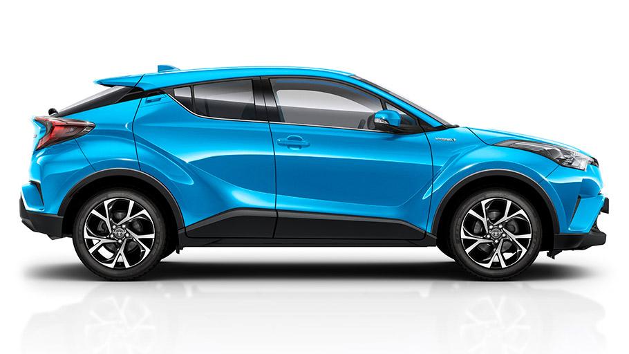 2018 Honda C-HR Design
