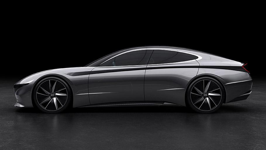 2018 Hyundai Le Fil Rogue Concept
