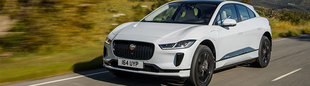 Jaguar I-PACE takes home not one, but two prestigious awards!