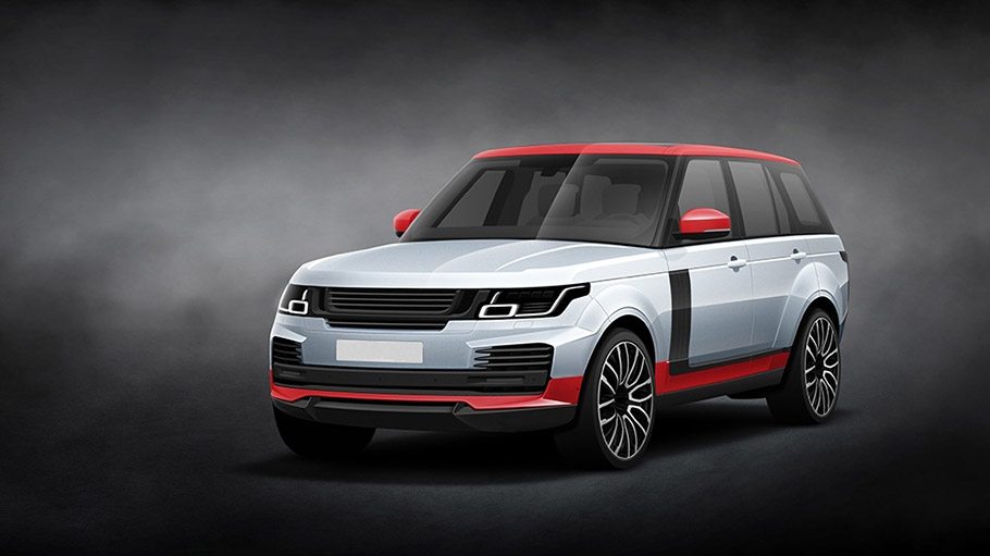 2018 Kahn Design Land Rover Range Rover Its Coming Home Pace Car