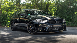 manhart team upgrades a lucky bmw m5 f90 machine