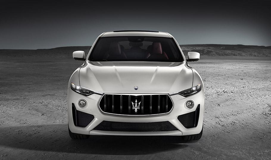 2018 Maserati Levante GTS