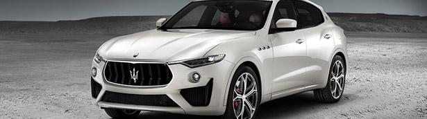 Maserati reveals new Levante GTS SUV