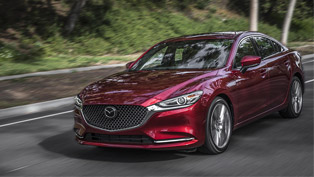Mazda6 earns top scores from IIHS