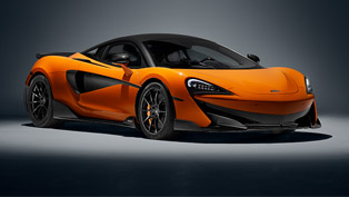 mclaren team reveals its latest supercar: 600lt [video]
