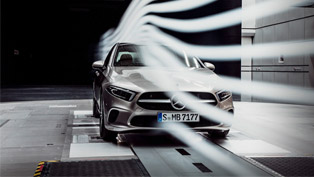 Mercedes-Benz reveals the most aerodynamic vehicle in the segment
