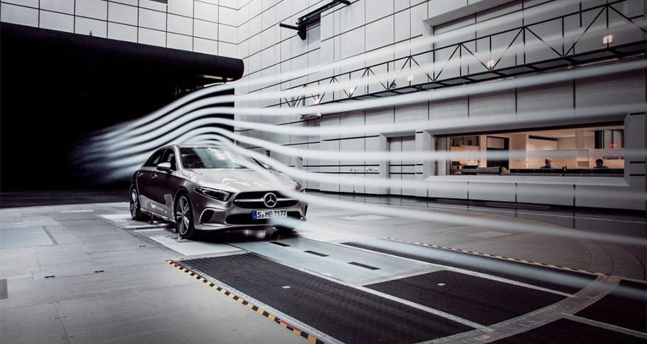2018 Mercedes-Benz A-Class Saloon