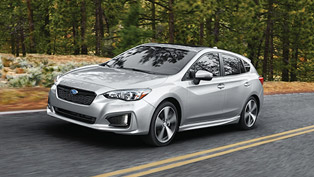 subaru reveals numerous details about the new impreza