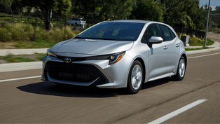 let's talk about new corolla's safety features, shall we?