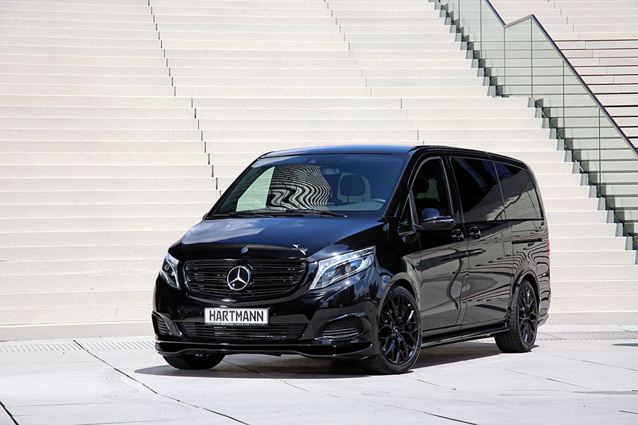 2018 VANSPORT.DE Mercedes-Benz V-250-Black Pearl