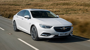 Insignia Grand Sport takes home prestigious award