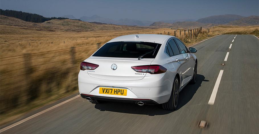2018 Vauxhall Insignia Grand Sport