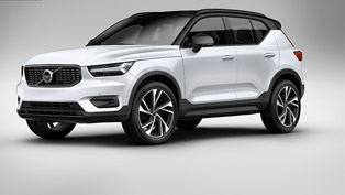 volvo xc40 earns five-star rating at 2018 ncap tests