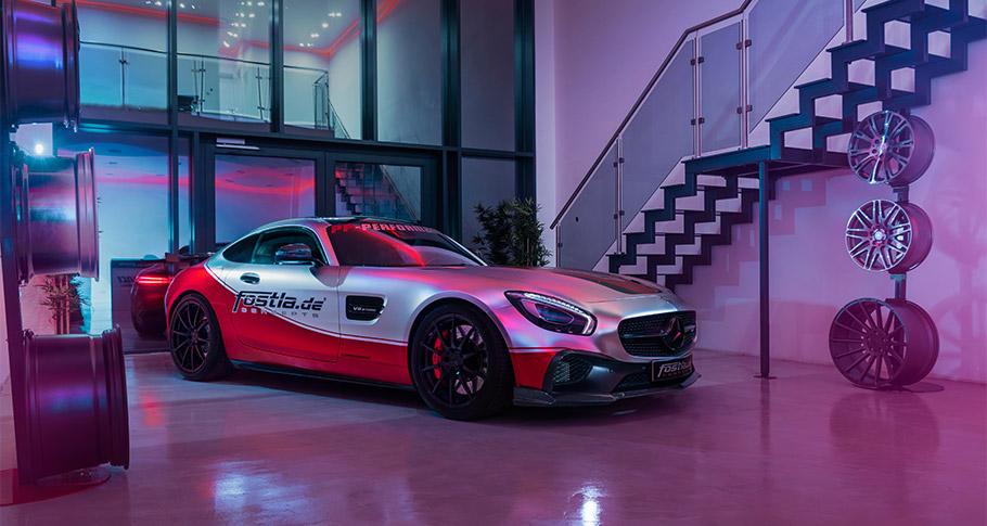 2018 fostla.de Mercedes-AMG GTS