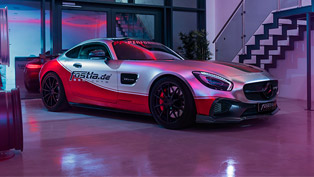 fostla.de revises an already sexy mercedes-amg