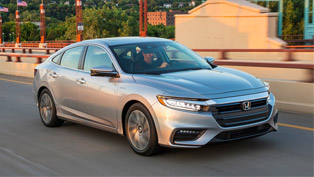 Honda reveals more details about the 2019 Insight model