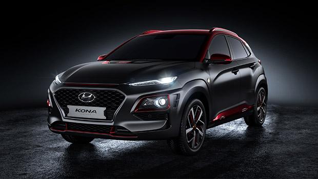Hyundai presents exclusive Iron Man influenced Kona