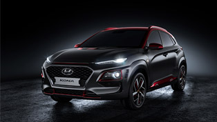 Hyundai presents exclusive Iron Man influenced Kona