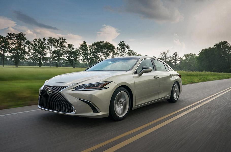2019 Lexus ES 300f
