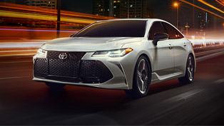 toyota launches new marketing campaign in support of the new avalon