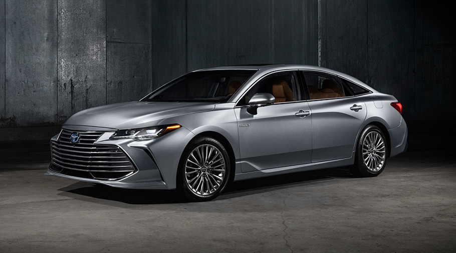Toyota launches new 2019 Avalon