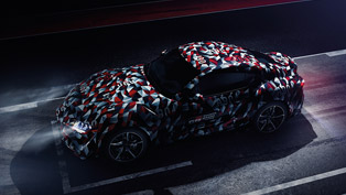 Toyota announces details about the latest Supra prototype
