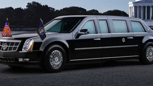 facts about the presidential state limousine