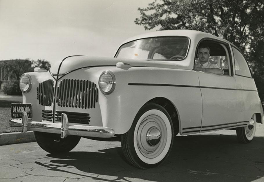 Henrys-Soybean-Car