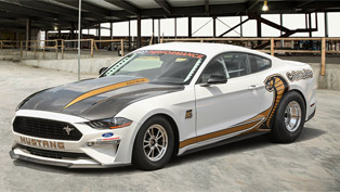 Ford Performance reveals limited run of new Mustang machines