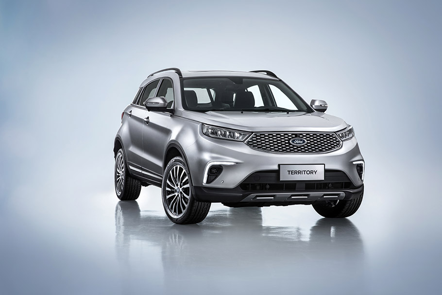 2018 Ford Territory SUV