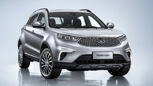ford and jiangling motors reveal details about the new territory suv