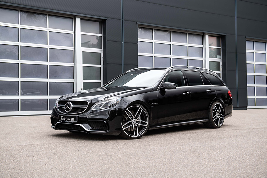 2018 G-POWER Mercedes-AMG E 63