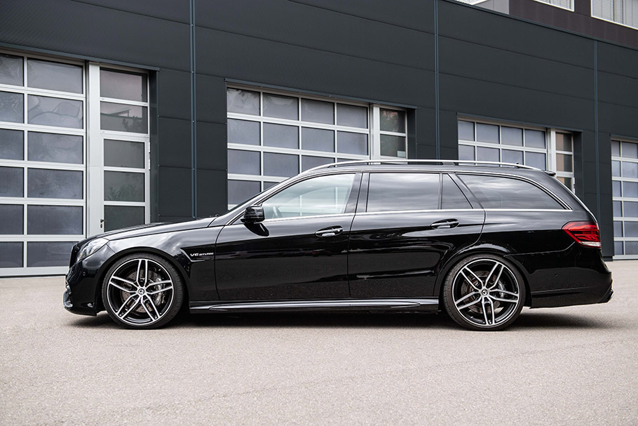 2018 G-POWER Mercedes-AMG E 63