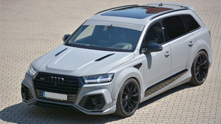 German Custom Special presents a sexy Audi Q7 monster