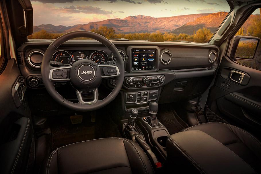 2019 Jeep Wrangler Moab Edition