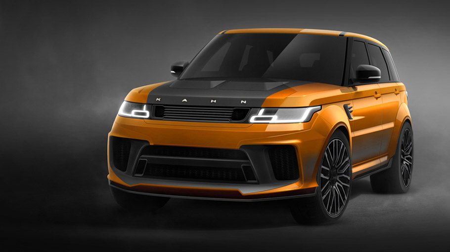 2018-Kahn-Design-Range-Rover-SVR-Pace-Car-Sketch-910