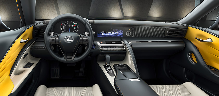2018 Lexus LC Limted Edition