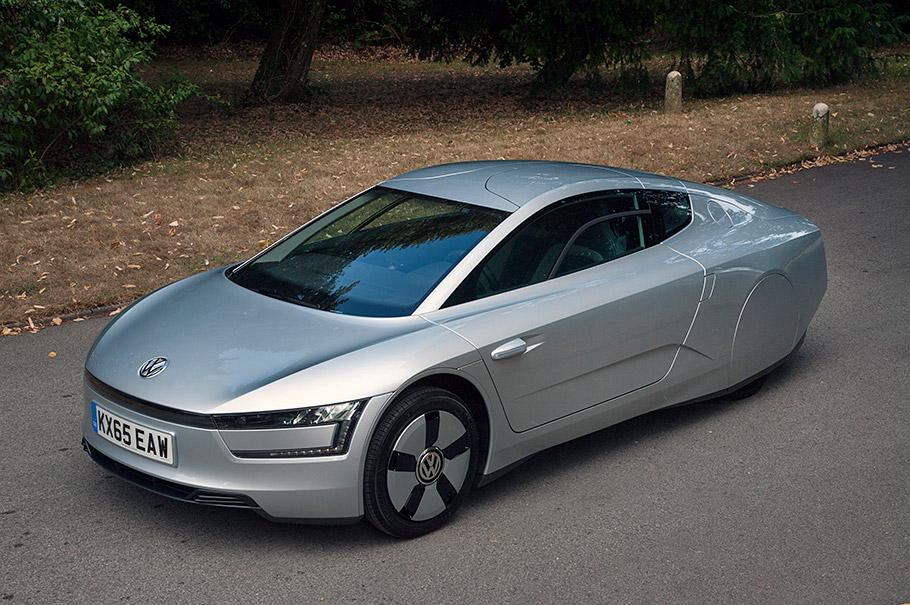 2018 Volkswagen XL1 Hybrid Concept